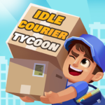 Idle Courier Tycoon – 3D Business Manager  1.2.4 APK (MOD, Unlimited Money)