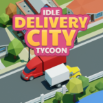 Idle Delivery City Tycoon: Cargo Transit Empire 3.4.5  -2 APK (MOD, Unlimited Money)