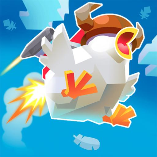 Jetpack Chicken – Free Robux for Rbx platform 2.4  APK (MOD, Unlimited Money)