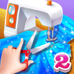 ✂️🧵Little Fashion Tailor 2 – Fun Sewing Game 5.7.5026 APK (MOD, Unlimited Money)