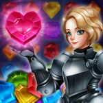Magical Jewels of Kingdom Knights: Match 3 Puzzle 1.1.5 APK (MOD, Unlimited Money)