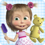 Masha and the Bear: House Cleaning Games for Girls 2.0.2 APK (MOD, Unlimited Money)