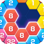Merge  Block Puzzle – 2048 Hexa 1.4.1 APK (MOD, Unlimited Money)