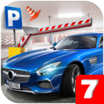 Multi Level 7 Car Parking Simulator 1.1 APK (MOD, Unlimited Money)