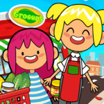My Pretend Grocery Store – Supermarket Learning 1.9 APK (MOD, Unlimited Money)