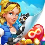 Park Town: Match 3 Game with a story! 1.34.3615 APK (MOD, Unlimited Money)