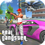 Real Gangster Simulator Grand City 1.0  APK (MOD, Unlimited Money)