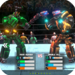 Real Robot Ring Boxing 2019 1.9  APK (MOD, Unlimited Money)