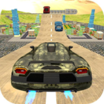 Real Rush Racing: super lightning cars gt stunts 1.0 APK (MOD, Unlimited Money)