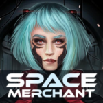 Space Merchant: Empire of Stars 0.092  APK (MOD, Unlimited Money)