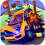 Speed Bump High Speed Car Crashed: Test Drive Game 0.4 APK (MOD, Unlimited Money)