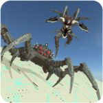 Spider Robot 1.4 APK (MOD, Unlimited Money)