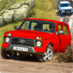 Suv Jeep Rivals Prado Racing 1.12  APK (MOD, Unlimited Money)