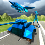 Transform Robot Action Game 1.0.4 APK (MOD, Unlimited Money)