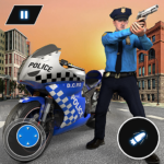 US Police Bike Chase 2020 4.9 APK (MOD, Unlimited Money)