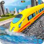 Underwater Bullet Train Simulator : Train Games  3.4.0 APK (MOD, Unlimited Money)