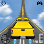 4X4 Jeep stunt drive 2019 : impossible game fun 1.0.8 APK (MOD, Unlimited Money)