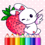 Animated Kids Coloring Book 3.3   APK (MOD, Unlimited Money)