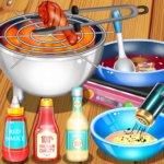 Barbecue Chef 1.0.655 APK (MOD, Unlimited Money)