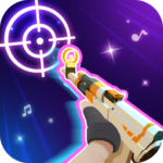 Beat Shooter – Gunshots Rhythm Game 1.3.6 APK (MOD, Unlimited Money)