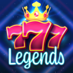 Best Casino Legends: 777 Free Vegas Slots Game 1.90.1.00 APK (MOD, Unlimited Money)