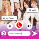 Black PinK Messenger Chat Call Prank 18 APK (MOD, Unlimited Money)