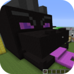 Black fire  Dragon Mod for MCPE 4.3 APK (MOD, Unlimited Money)