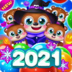 Bubble Shooter Brown Bear 1.7.14 APK (MOD, Unlimited Money)