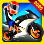 Cartoon Cycle Racing Game 3D 4.3 APK (MOD, Unlimited Money)