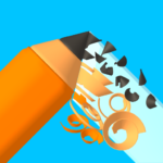 Carve The Pencil 1.0.3 APK (MOD, Unlimited Money)