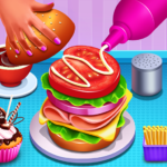 Cooking Square Food Street 1.11 APK (MOD, Unlimited Money)