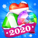 Crystal Crush 1.0.7  APK (MOD, Unlimited Money)