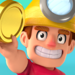Digger To Riches: Idle mining game 1.8.9 APK (MOD, Unlimited Money)