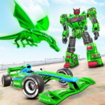 Dragon Robot Car Game – Robot transforming games 1.2.1 APK (MOD, Unlimited Money)