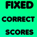 FIXED CORRECT SCORES 9.8 APK (MOD, Unlimited Money)
