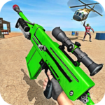 FPS Robot Shooter Strike: Anti-Terrorist Shooting 1.5 APK (MOD, Unlimited Money)