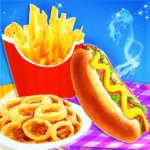 Fast Food Stand – Fried Food Cooking Game 1.1.3 APK (MOD, Unlimited Money)