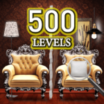Find the differences 500 levels 1.1.3 APK (MOD, Unlimited Money)