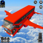 Flying Bus Driving simulator 2019: Free Bus Games 3.0 APK (MOD, Unlimited Money)