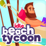 Idle Beach Tycoon : Cash Manager Simulator 1.0.12 APK (MOD, Unlimited Money)