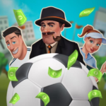 Idle Soccer Tycoon – Free Soccer Clicker Games 3.1.6 APK (MOD, Unlimited Money)