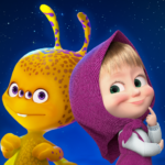 Masha and the Bear: We Come In Peace! 1.0.9 APK (MOD, Unlimited Money)