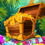 Match 3 Jungle Treasure – Forgotten Jewels 1.0.29 APK (MOD, Unlimited Money)