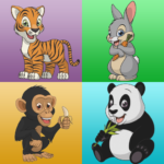 Memory game animals 1.0.69 APK (MOD, Unlimited Money)
