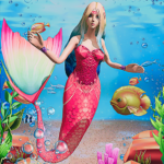 Mermaid Simulator 3D – Sea Animal Attack Games 2.2 APK (MOD, Unlimited Money)