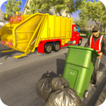 Modern Trash Truck Simulator – Free Games 2020 1.4 APK (MOD, Unlimited Money)
