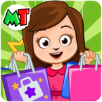 My Town : Shopping Mall Free 1.06 APK (MOD, Unlimited Money)