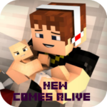 New Comes Alive  Mod for MCPE 4.3 APK (MOD, Unlimited Money)