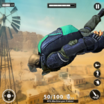 New Gun Games Fire Free Game: Shooting Games 2020 1.1.0 APK (MOD, Unlimited Money)