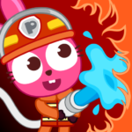 Papo Town Fire Department 1.0.6 APK (MOD, Unlimited Money)